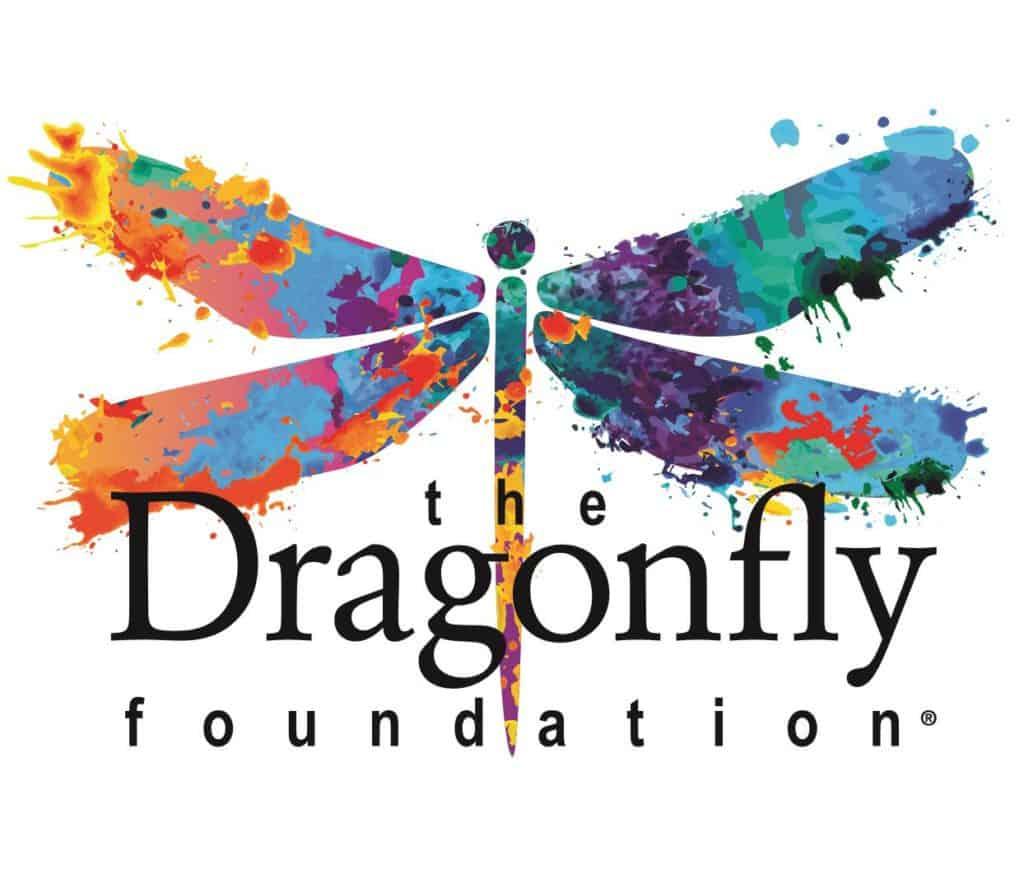 dragonfly good logo